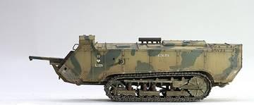 Saint Chamond М2 Takom 1/35 LdK8F