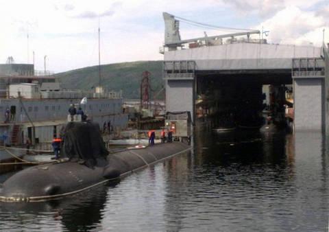 Проект 1910 «Яуза» («Кашалот») - атомная глубоководная станция YGcnB