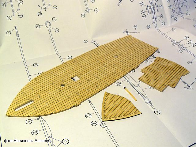 """Собирательный образ пиратского корабля """"CORSAIR"""" масштаб 1:80 фирмы OCCRE W7Cd1"""