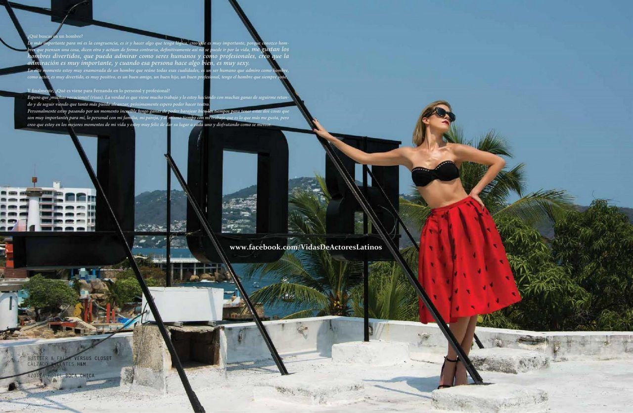 Fernanda Castillo/ფერნანდა კასტილიო - Page 5 906072_743362915772804_5476222817981838621_o