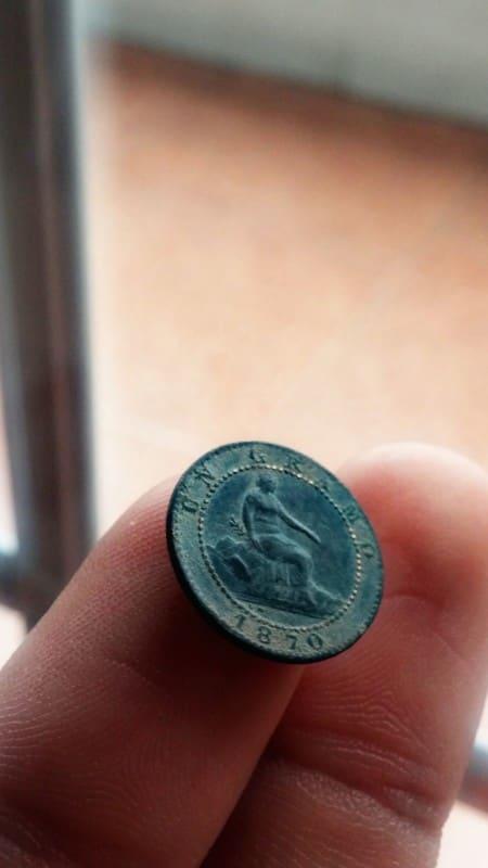 1 Céntimo Gobierno Provisional 1870 Pics_Art_01_29_02_31_36