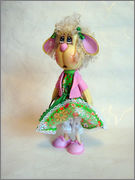 Куклы из фоамирана. DSC09358