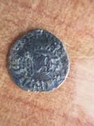 Dinero de Alfonso V de Aragón, IV de Cerdeña 1416-1458 Cerdeña. IMG_5239