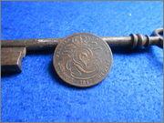 5 céntimos 1847 Leopoldo I de Belgica  5_centimos_Belgas_1847_rever