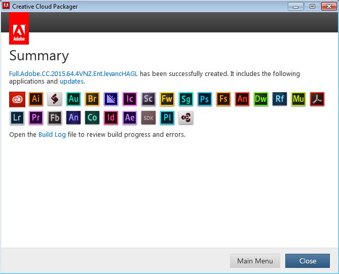 Tổng hợp bộ Adobe Creative Cloud do levancHAGL đã build sẵn bằng bản quyền dành cho doanh nghiệp Full_Adobe_CC64bit_levanc_HAGL