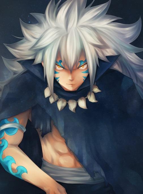 "Eleventh Division Captain ""White Sake Dragon"" Raios  Profile"
