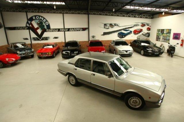 Auto Storiche in Brasile - FNM & Alfa Romeo - Pagina 2 Alfa_R_Cole_o