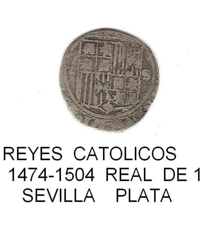 1 Real a nombre de los RR.CC. Image