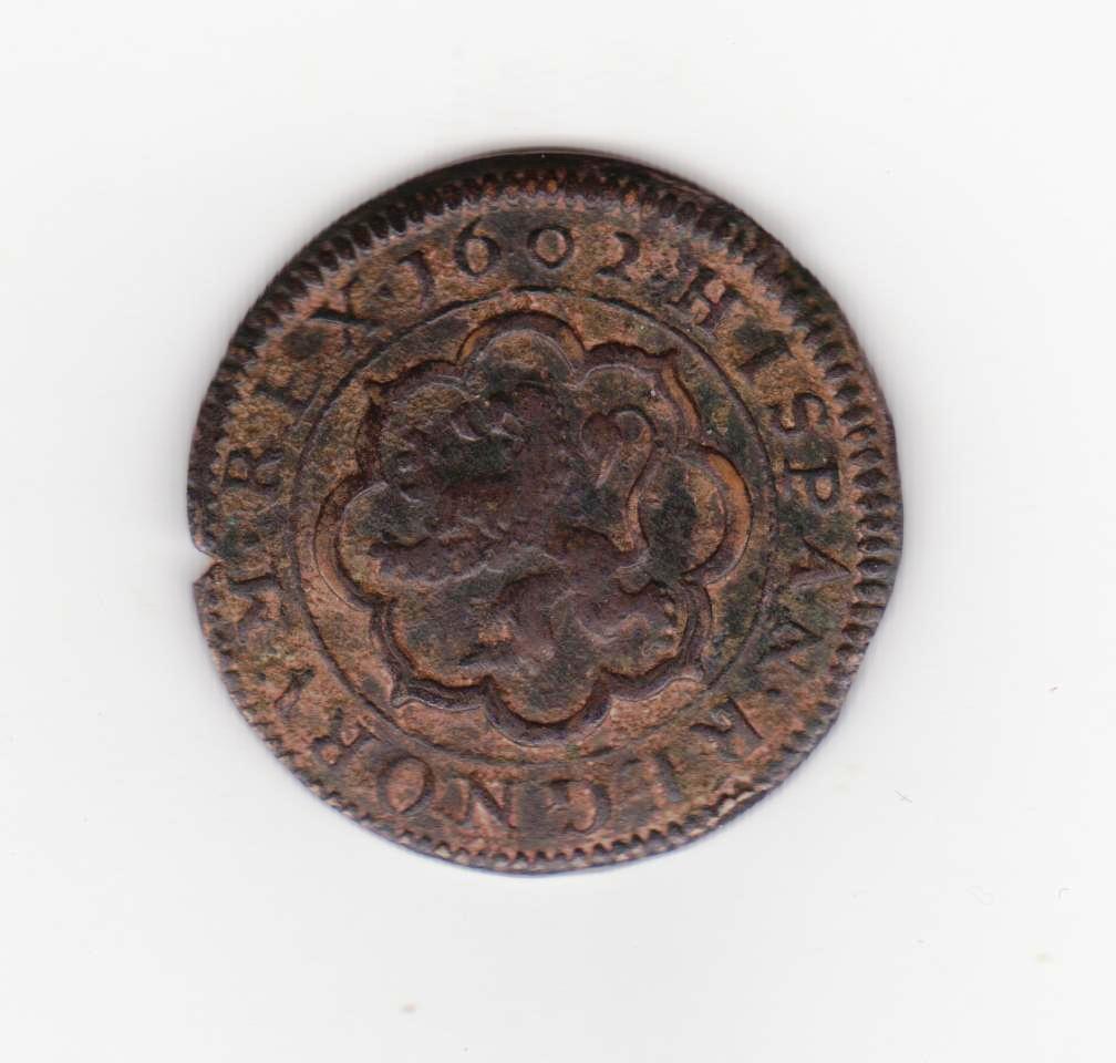 4 maravedís 1602. Felipe III. Segovia 8_maravedis_1602_001