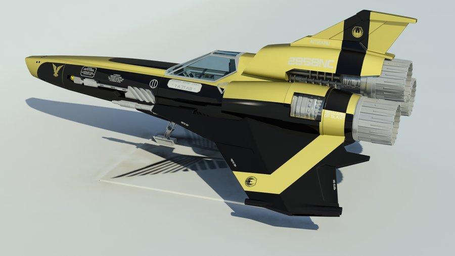 The Starblazers Mk. II Urantia_s_viper_mark_ii_v2_by_numerotreize