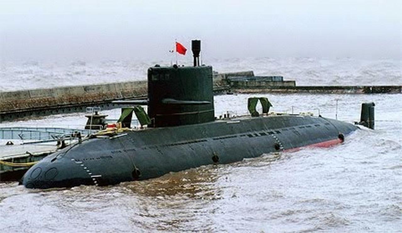 Submarino Clase SORYU(DRAGON AZUL) - Tecnologia avanzada y clasificada (sin compartir sus adelantos) Type_041_Yuan_Class