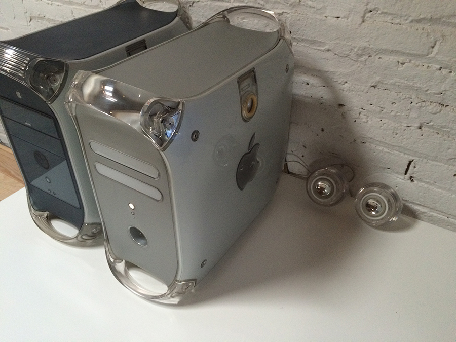 [Vendo] iMacs G3, G4's, Monitores era translúcida Apple IMG_2666