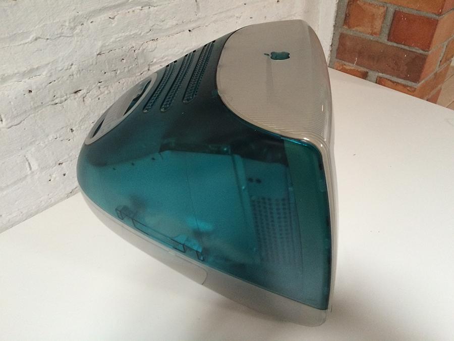 [Vendo] iMacs G3, G4's, Monitores era translúcida Apple IMG_2712