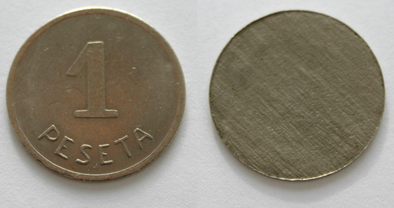 Pruebas de las monedas de 1 peseta de Ibi en níquel IMG_1192