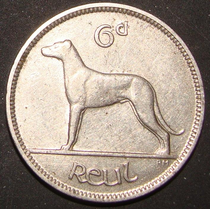 6 Peniques. Irlanda (1935) IRL_6_Peniques_1935_rev
