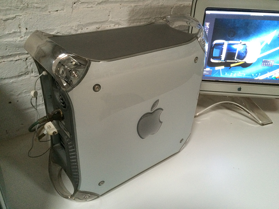 [Vendo] iMacs G3, G4's, Monitores era translúcida Apple IMG_2668