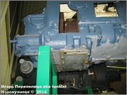 """Трансмиссия немецкого тяжелого танка PzKpfw VI Ausf. E  """"Tiger"""", Sd.Kfz 181, Wehrtechnische Studiensammlung (WTS), Koblenz, Deutschland Tiger_transmission_018"""