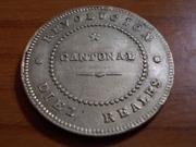 10 Reales 1.873. Revolución Cantonal de Cartagena DSCN1130