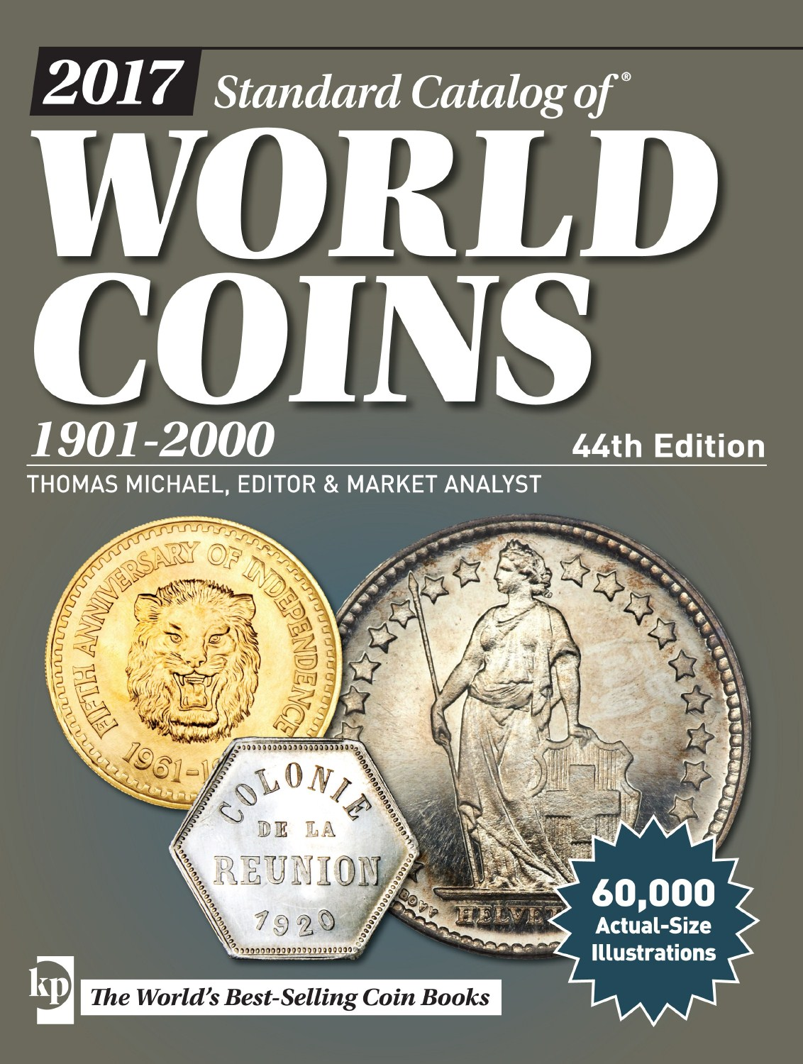 2017 Standard Catalog of World Coins 1901-2000 (44th Edition) S_l1000