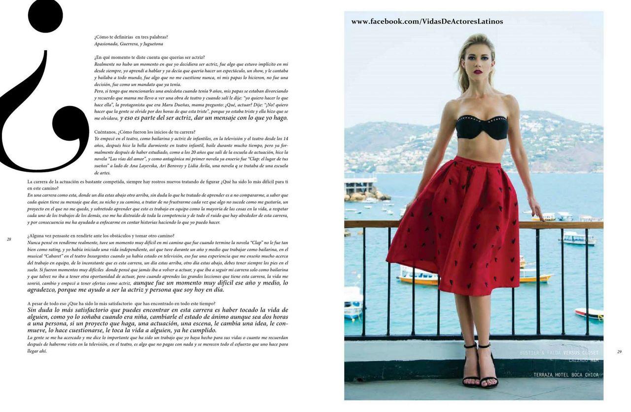 Fernanda Castillo/ფერნანდა კასტილიო - Page 6 11402229_743362692439493_8500746040331399591_o