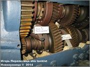 """Трансмиссия немецкого тяжелого танка PzKpfw VI Ausf. E  """"Tiger"""", Sd.Kfz 181, Wehrtechnische Studiensammlung (WTS), Koblenz, Deutschland Tiger_transmission_032"""