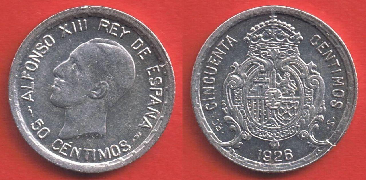 50 céntimos 1926. Alfonso XIII. 50_c_ntimos_1926_3