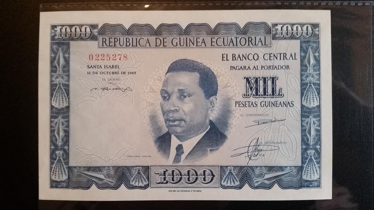 Colección de billetes españoles, sin serie o serie A de Sefcor pendientes de graduar 20161217_120929