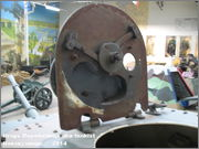 "Французский бронеавтомобиль ""Panhard"" AMD 178,  Musee des Blindes, Saumur, France Panhard_Saumur_058"