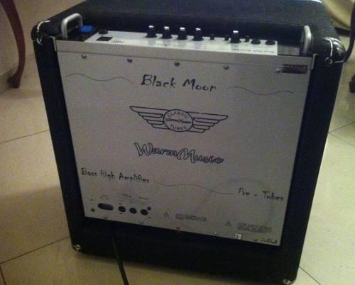 Warm Music Black Moon 250T X Staner BX 200 Black_moon