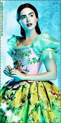 Lily Collins Snowwhitelilycollinsima