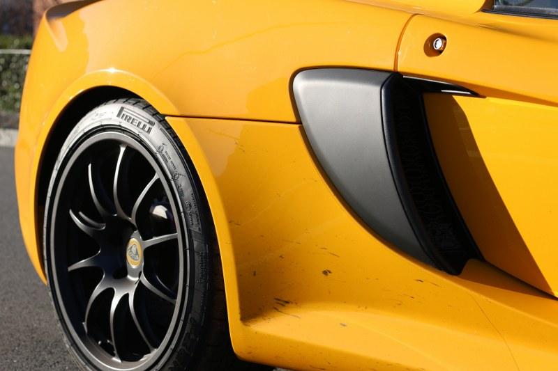 Lotus Exige 3.5 V6 Sport 350, una ventata di freschezza IMG_1214