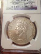5 Francos 1826 L Charles X , FRANCIA  Image