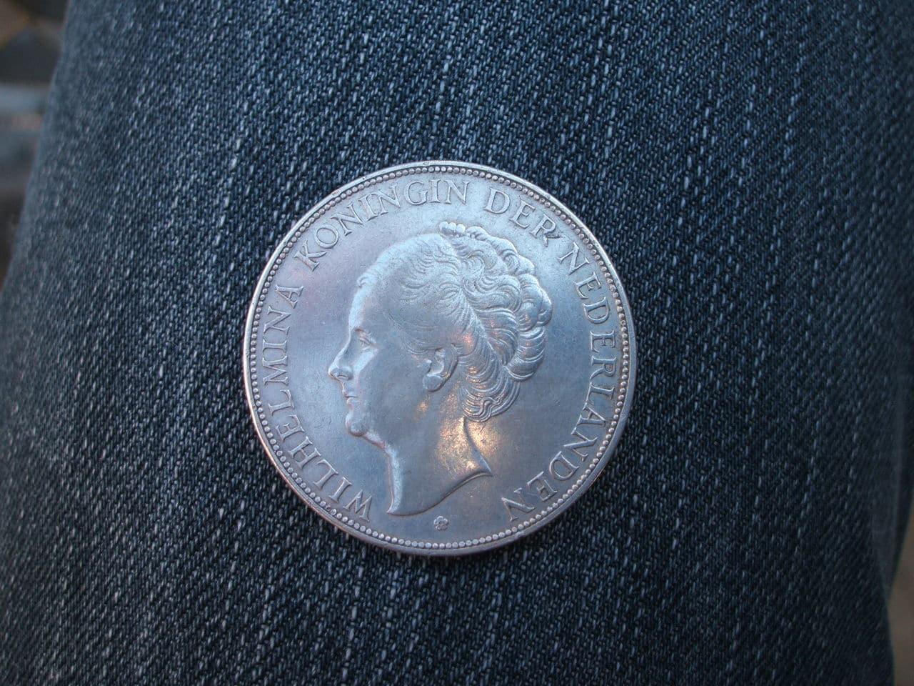 2 1/2 Gulden. Holanda. 1930  001