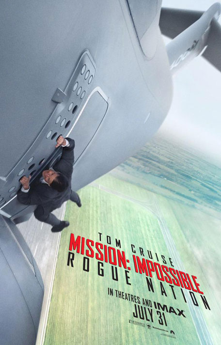 Mission: Impossible: Rogue Nation (Misión Imposible 5) (2015) Rogue_teaser_poster