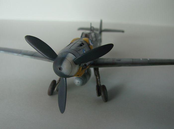 Messerschmitt Bf-109G-6, KP, 1/72 DSC03969