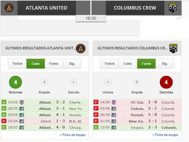 ATLANTA VS COLUMBUS2