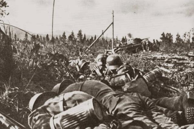 Вермахт на кандалакшском направлении - Страница 2 Image