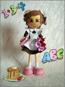 Куклы из фоамирана. DSC09060