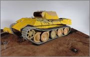 PzKpfw V Panther из роты Сотникова № 518. Звезда 1/35. ГОТОВО DSCN1591