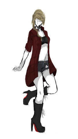 Casual Outfit Mannequin