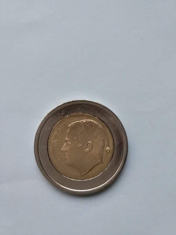 2 euros España 2017 error nuevo FB_IMG_1494191815829