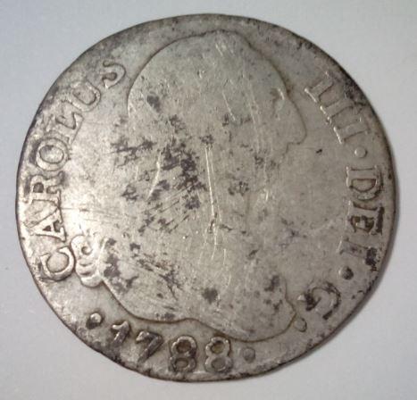 2 reales de Carlos III, ceca de Madrid. Fer1