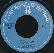 Gordana Runjajic - Diskografija 1968_za