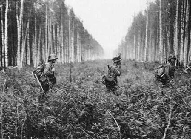 Вермахт на кандалакшском направлении - Страница 2 Continuation_War_1941