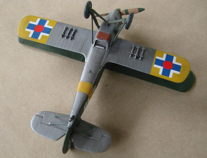 Avia B-534 serieIV., KP i RSmodels, 1/72 DSC00176