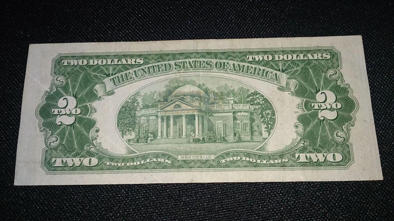 2 Dolares USA, 1928  DSC_0144