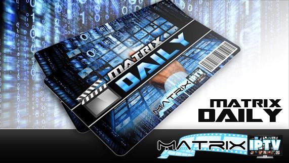 NEW MATRIX PLAYLIST VIP FOR 24-01-2017 Matrixdaily