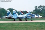 Су-27КУБ 1/72 Trumpeter 675197su33ub6