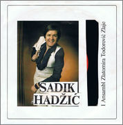 Sadik Hadzic - Diskografija Prednja
