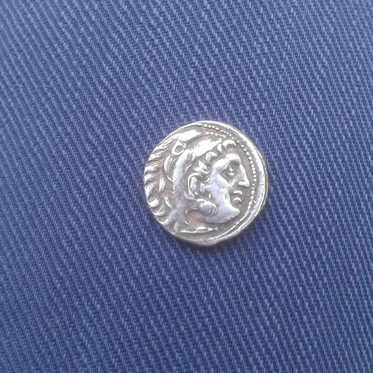 Dracma de Alejandro Magno (Póstumo). Abidos. 310-301 a.C. 20160411_193944_1_1